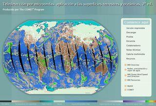 Teledetección por microondas: aplicación a las superficies terrestres y oceánicas, 2a ed.