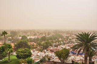 Tiempo del fin de semana: calor primaveral, con una DANA en Canarias