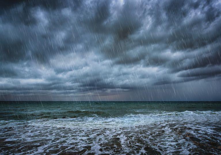 tempestade; depressão