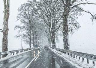Temperature in calo, ritorno della neve in Appennino e meteo weekend