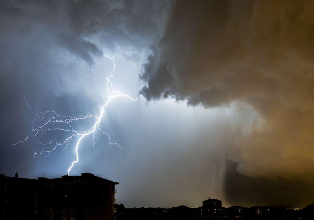 Unwetter, Tornado