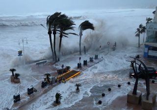 Tempestade Gloria deixa mortos e rastro de destruição na Espanha