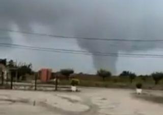 Tempestad subtropical Alpha: imágenes de los daños en Portugal