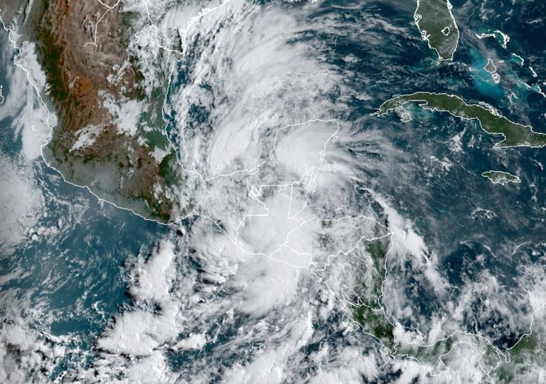 Tempestade Tropical Amanda
