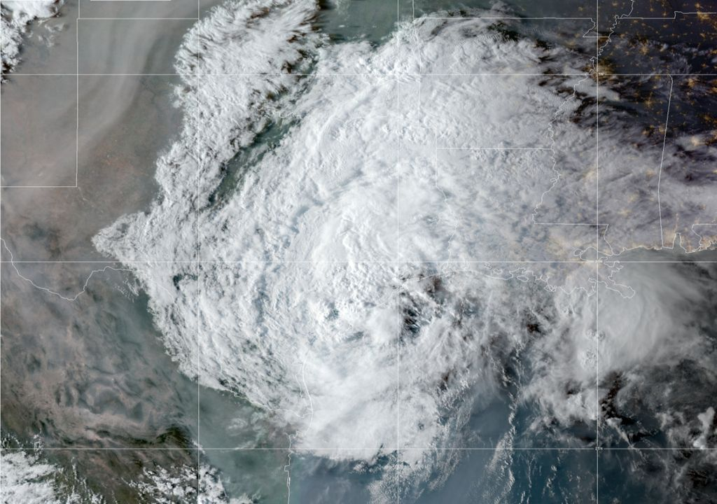 Tempestade Tropical Beta