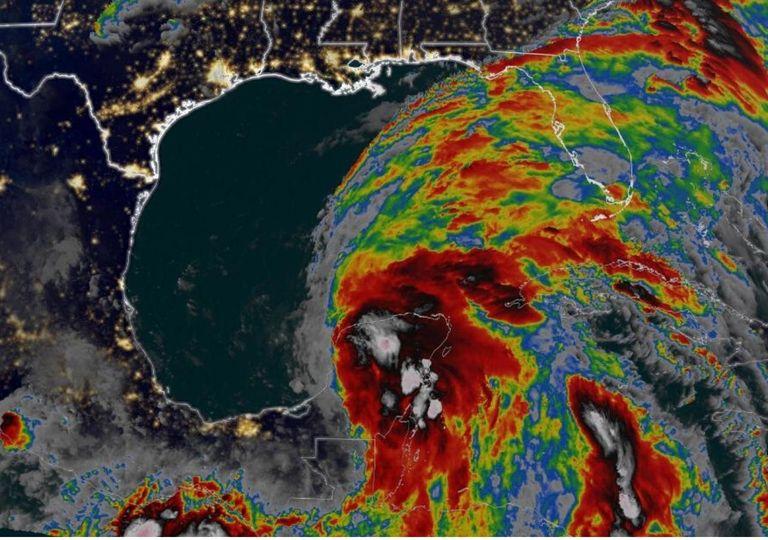 Tempestade Tropical Cristobal