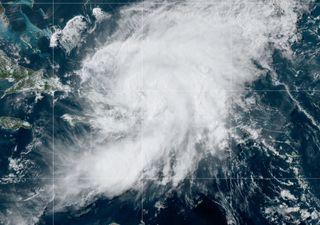 Tempestade Tropical Isaias se forma no Atlântico Norte