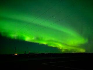 Tempête solaire : les images d'aurores boréales de l'Écosse aux USA !
