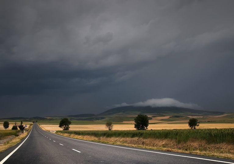 chuva; aguaceiros; trovoada; instabilidade