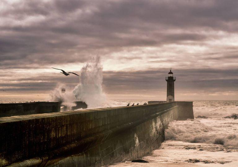 sol chuva previsão tempo meteorologia mar atmosfera Portugal