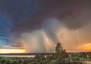 Tempo esta semana: tempestades e chuva voltam, e cuidado com o calor!