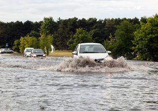 El temporal descargará lluvias torrenciales en zonas del Mediterráneo