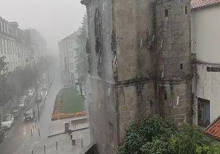 Intempéries au Portugal : les images impressionnantes des dégâts !