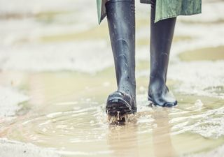 Temporal de lluvias para la Península de Yucatán