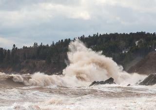 ¡Temporal extremo! Emiten alerta por vientos y marejadas potentes