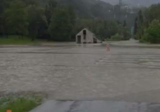 Schwere Unwetter mit Hagel auch in Italien: die Videos!