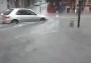 Heftige Unwetter toben in Spanien: Die neusten Bilder!