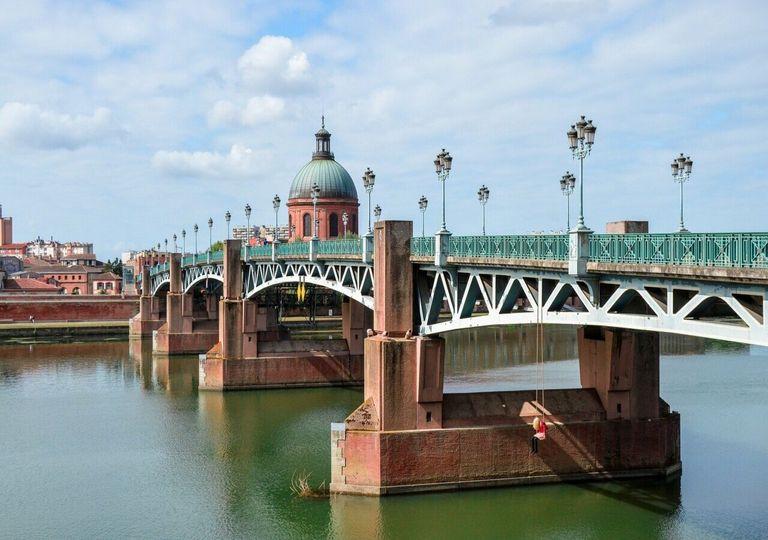 Le temps devrait rester ensoleillé à Toulouse ce week-end.