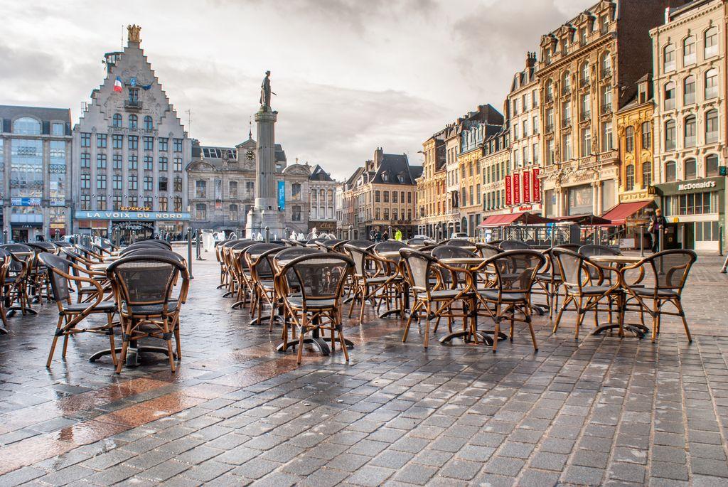 Pluie Lille