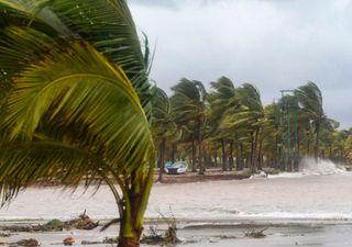 Terminó una temporada récord de huracanes en el Atlántico