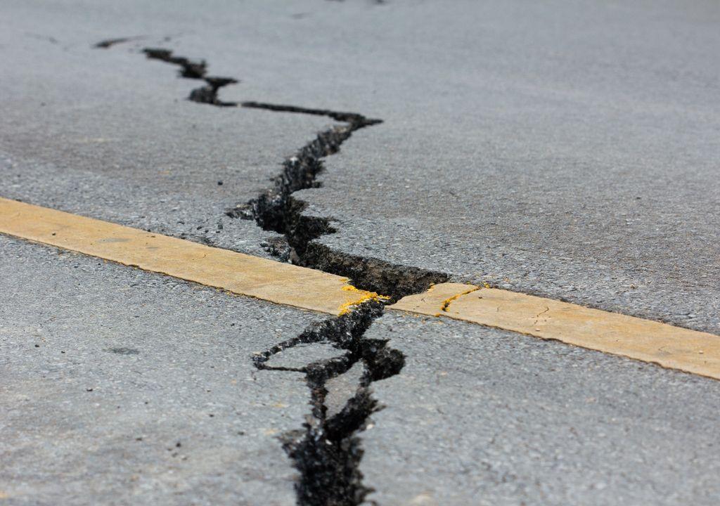 Terremoto no Norte
