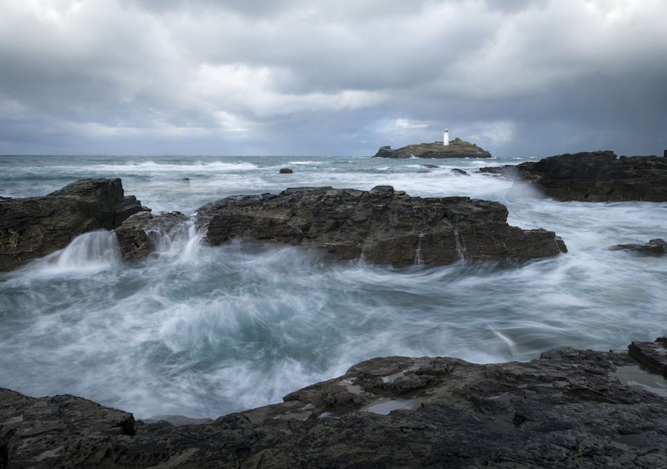 Cornish Coast.