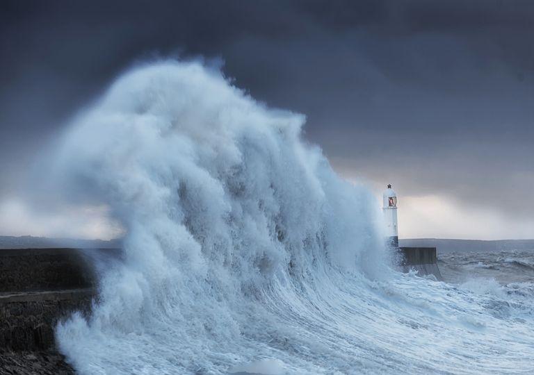 Coastal gale.