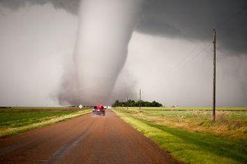 ¿Dónde están los tornados de Tornado Alley? ¿En España?