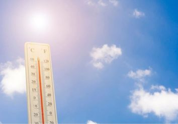 Abril 2018: o terceiro mais quente da história global