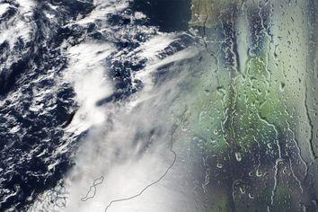 Ahora la 'gota fría' apunta a Canarias, pero volverá