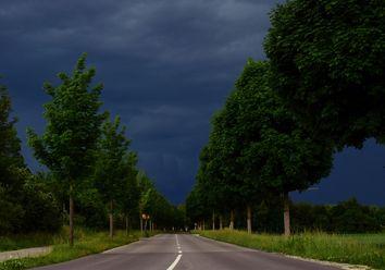 Am Montag extreme Unwetter mit Hagel und Sturzregen!