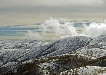 Aria fredda al Nord e fiocchi di neve a bassa quota tra oggi e domani