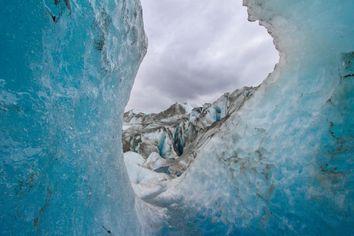 Campos de hielos patagónicos: una belleza que se derrite