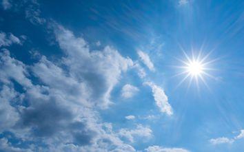 Ce week-end : le temps estival se maintient !