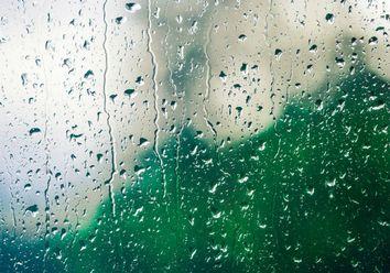 Chuva intensa e vento forte no fim-de-semana