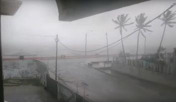 Il ciclone Idai devasta il Mozambico, potrebbero esserci oltre mille vittime