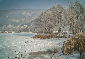 Der Winter beißt sich kommende Woche in Deutschland fest!