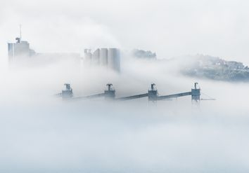 El 90 % de los seres humanos respiran aire contaminado