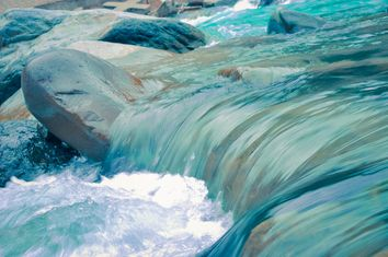 El agua dulce es cada vez menos accesible