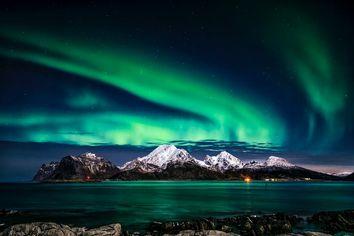 El origen de las auroras boreales