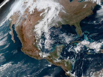 Frente frío no.46 traerá lluvias muy fuertes a México