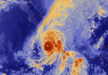 Horas decisivas: el letal huracán Willa en el sudoeste mexicano