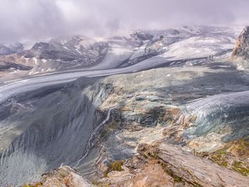I ghiacciai continentali si sciolgono sempre più rapidamente