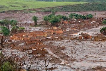 Grandes catástrofes en las presas mineras