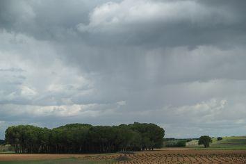 Las partículas higroscópicas y la precipitación