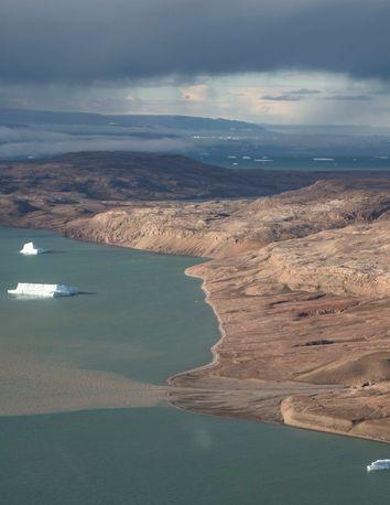 Los sedimentos en Groenlandia son un negocio
