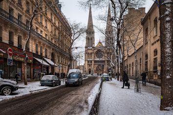 Météo : il va neiger en France sur de nombreuses régions !