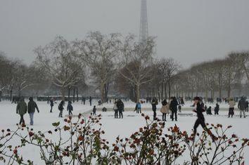 Neige : les chutes de neige se poursuivent ce mercredi