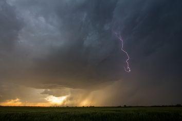 Ondas tropicales traerán lluvias intensas