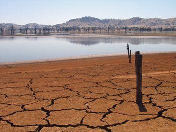 Se presenta sequía en varias partes de México